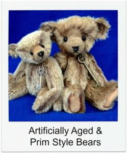 Antique Style Teddy Bear Class