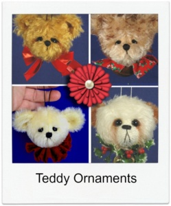 Teddy Bear Ornaments Class