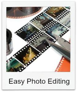 Easy Photo Editing
